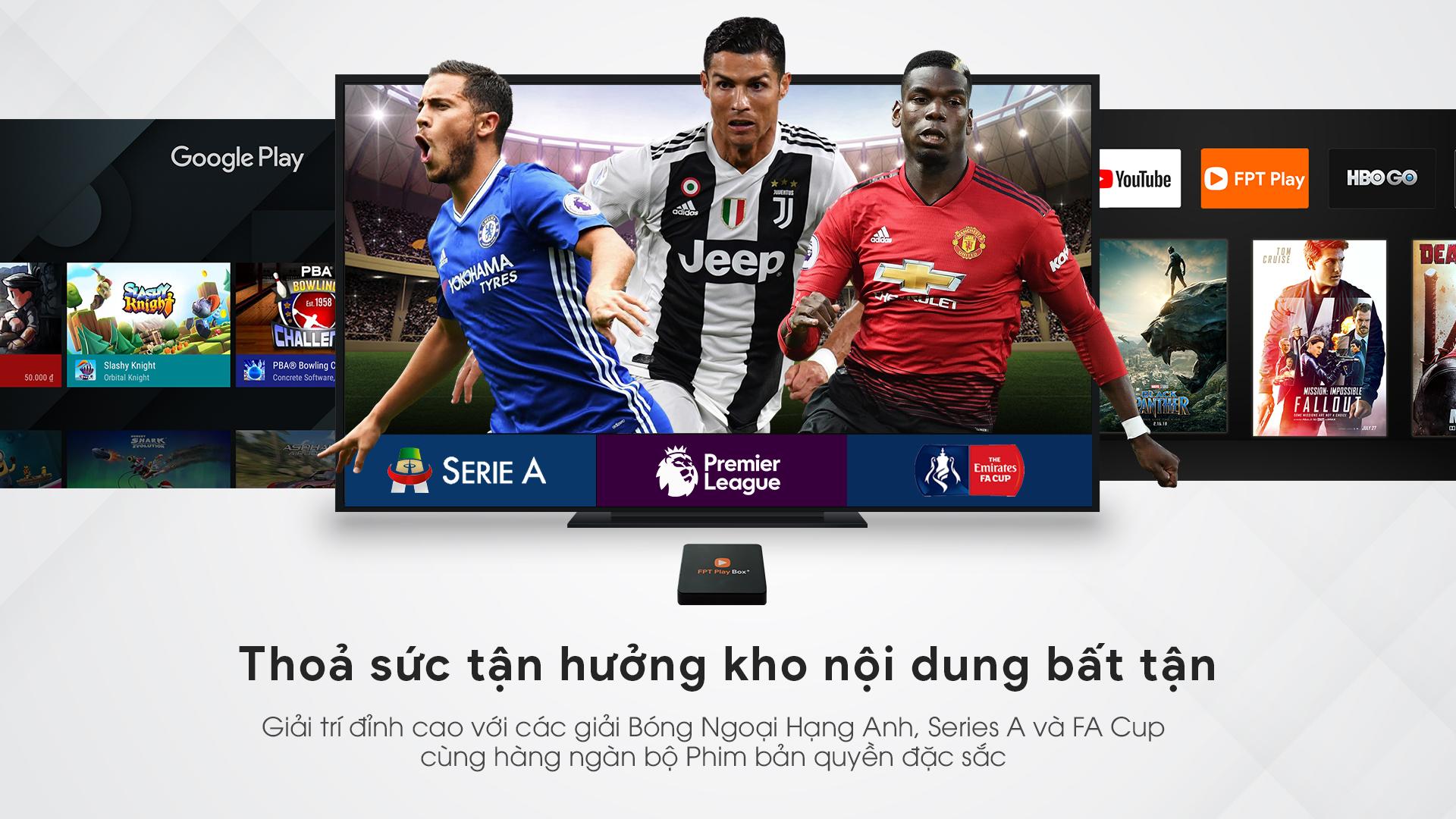 FPT Box + 2019,FPT Box 2020, FPT Box Nha Trang